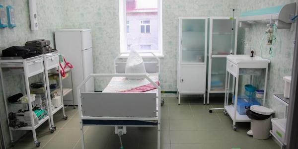 В кардиологии больницы «Кременчугская» в 2017 году наблюдалось существенное увеличение смертности пациентов