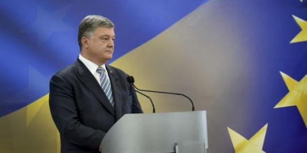 Президент Порошенко повідомив про досягнення ключових вимог і сподівань Євромайдану