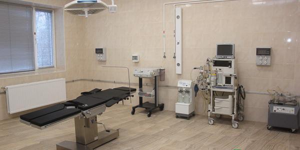 Полная перезагрузка через 30 лет: в Первой горбольнице открыли операционный блок
