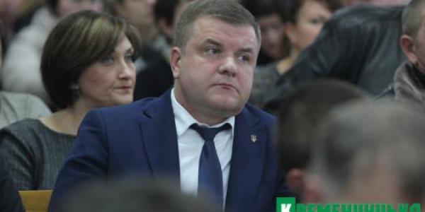 Безкоровайного звільнено із посади голови Кременчуцької райдержадміністрації