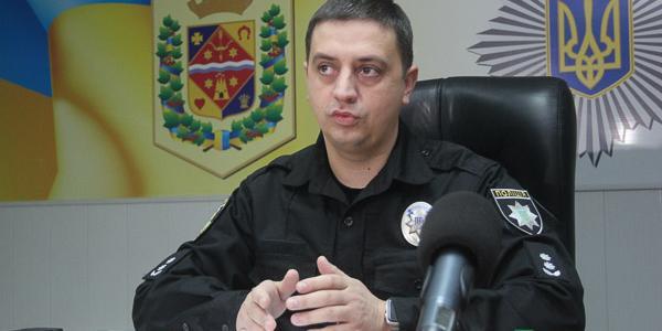 Новый начальник полиции Ботвина рассказал, где и как готов знакомиться с преступными авторитетами Кременчуга
