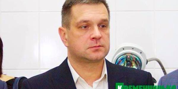 Петращук избавился от приставки «и.о.» начальника горздрава Кременчуга