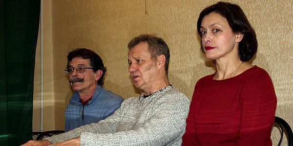 «Маски-шоу» в Кременчуге: «Люди нуждаются в позитивном искусстве, деяниях, которые объединяют людей, а не разъединяют»