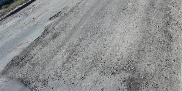 Кременчугские дороги на Третьей Занасыпи напоминают горожанам о Второй мировой