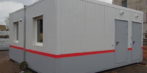 КП «Благоустрій Кременчука» купує модульний пункт для обігріву за пів мільйона гривень