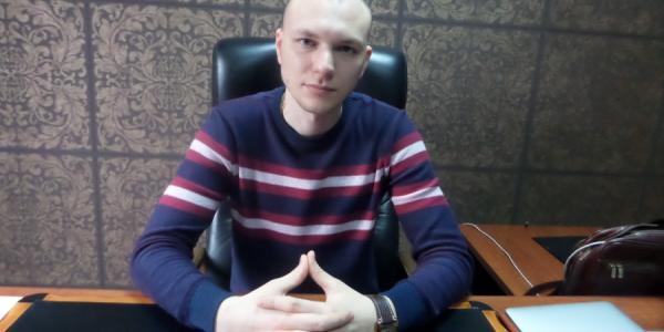 Игорь Дубина: быть за нами как за каменной стеной
