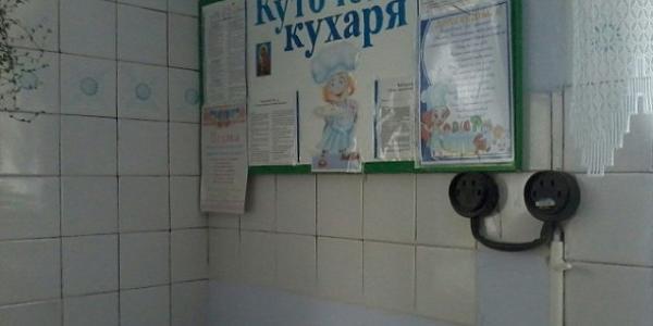 Капітальний ремонт харчоблоку школи №23 проводитиме фірма кандидата в депутати від «Європейської  партії України»