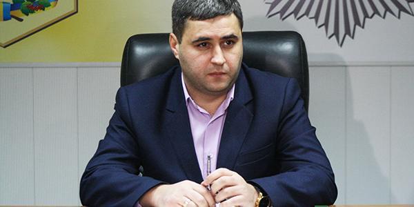Е-декларация начальника полиции Кременчуга Коцара: живет на одну зарплату