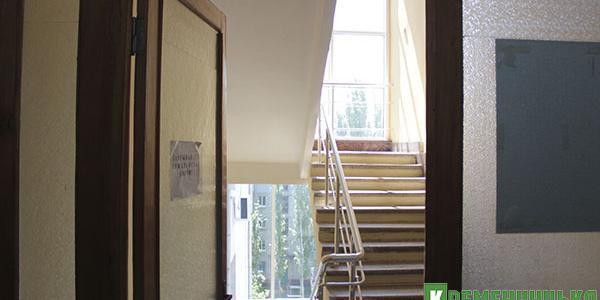 Один із поверхів Кременчуцької мерії капітально «підлатають» за декілька мільйонів гривень
