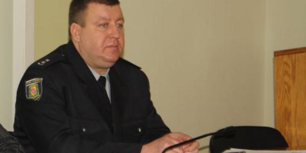 Заступник начальника поліції Кременчука Матяш обзавівся двома земельним ділянками