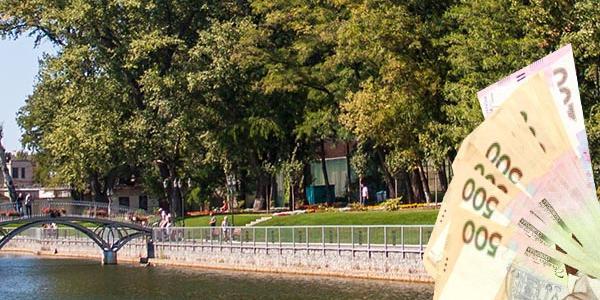 Як «фаворит» журналістів Кременчука Дедюрін кущі та дерева для Міського саду купляв: дорого та «задніми числами»