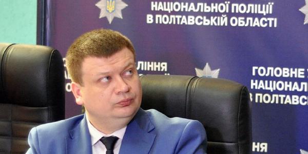 Замначальника полиции ПолтавщиныЧиж: дом - на жене, машина - на отце