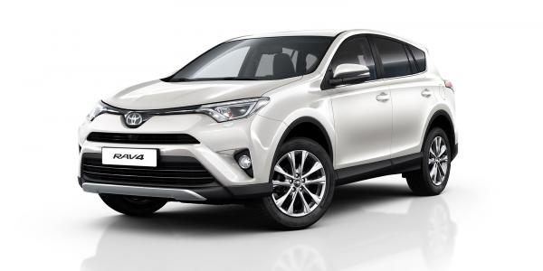 Руководство КП «Кременчугводоканал» заказало Toyota RAV4 за 435 тысяч гривень