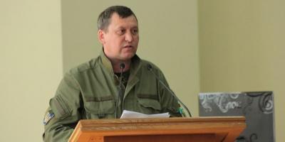 Леонид Харченко возглавил кременчугский «Майдан»
