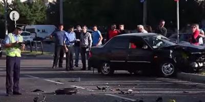 В Комсомольске в ДТП погибли двое кременчужан