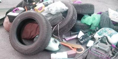 В Кременчуге задержали группу гаражных воров