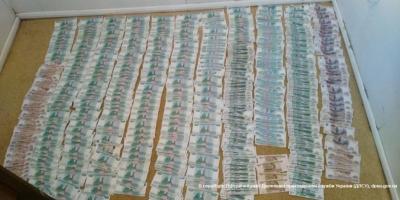 Житель Полтавщины задержан за перевозку почти 2 млн. руб. террористам