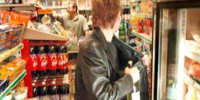 В Кременчуге участились «гастрономические» кражи