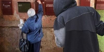 В Кременчуге разыскивают грабителя, вырвавшего сумку из рук почтальона