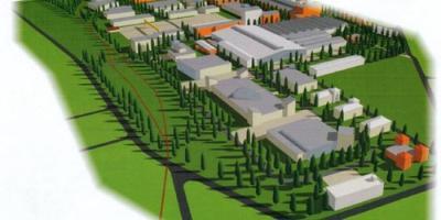 Индустриальный парк «Центральный» пока остался без управляющей компании