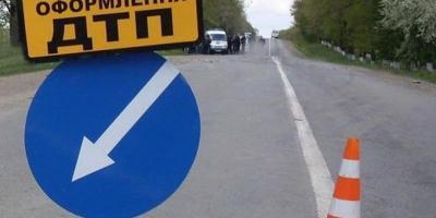 На Полтавщине перевернулся микроавтобус с пассажирами