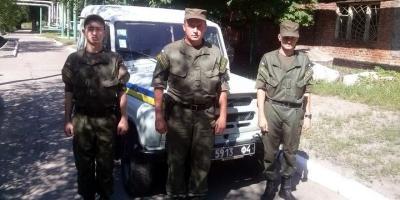 Кременчугские нацгвардейцы задержали вора