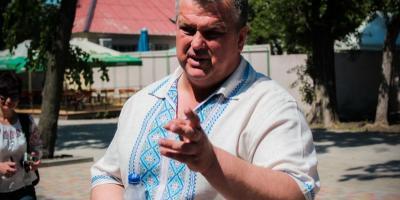 Экс-свободовец Галата возглавит в Кременчуге партию нацнаправленности