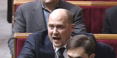 Нардеп обозвал министра и его подчиненных «дешевыми шлюхами»