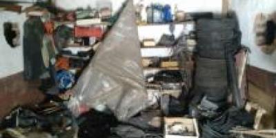 На Молодежном, вскрыв гараж, воры вынесли электроинструменты
