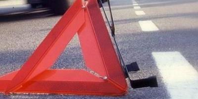 В Кременчуге под колесами автомобиля Mazda серьезно пострадал пешеход
