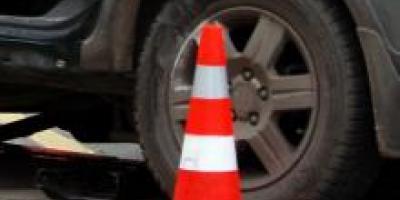 В Кременчуге под колеса автомобиля попал пьяный пешеход