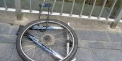 Кражи пятницы: воры обогатились велосипедами, ноутбуком и пентбольным снаряжением