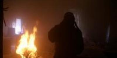 В Кременчуге горело офисное помещение