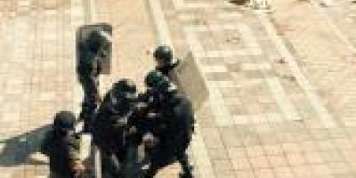 Кременчугские милиционеры под Радой не пострадали
