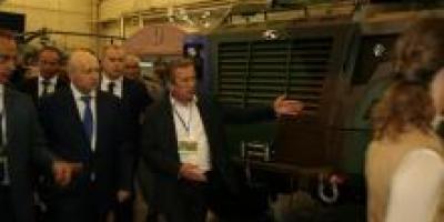 КрАЗы высоко оценили на Международной оружейной выставке