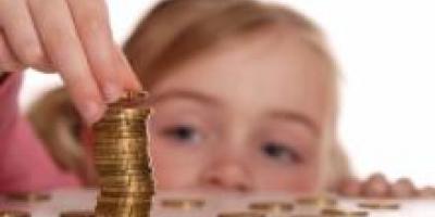 Малообеспеченные семьи получат доплату на ребенка до трех лет