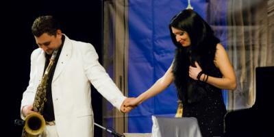 Кременчужанам показали самый чувственный и романтичный мюзикл о любви