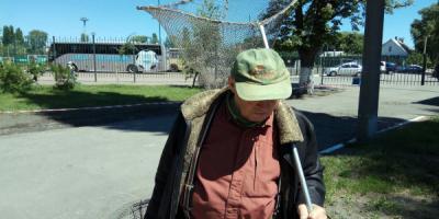 Кременчугский браконьер пугает директора Городского сада Малецким