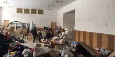 Вице-мэры Кременчуга лично доставили помощь в обстреляную Авдеевку