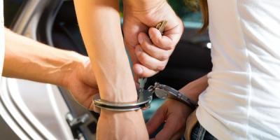 В Кременчуці затримали «жіночий батальйон» кишенькових злодіїв