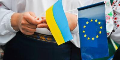 Кременчук святкує День Європи з друзями