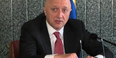 Губернатор Полтавщины В.Головко