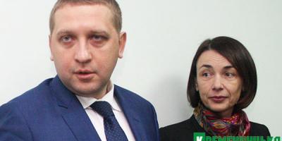 Малецкий и Усанова испугались кременчугского «инспектора Фреймут»