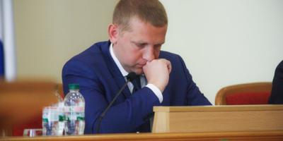 Сессия Кременчугского горсовета: «От печали до радости»