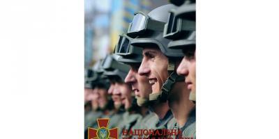Кременчугские гвардейцы пройдут маршем по центральной улице города
