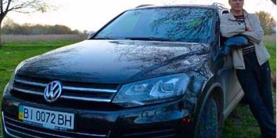 На Полтавщині селяни викрали автомобіль з двома трупами (доповнено)