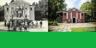 Яким був і став парк Крюківський: від фонтану «Дівчина з веслом» до нацистських поховань