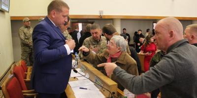 Мэр Малецкий наябедничал: полиция начала проверку препятствования работе Кременчугского горсовета