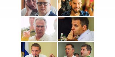 «Врачебно-сепаратистский» скандал в Кременчуге: лица и эмоции