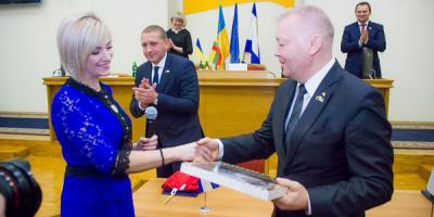 Первый результат побратимства: кременчугский «Лукас» откроет в литовском городе свой шоу-рум